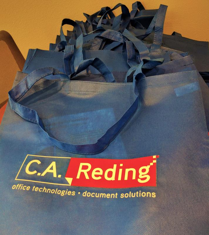 c.a. reding company gift bags