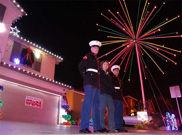 Christmas Light Show Near Me.Where To See Christmas Lights In Modesto C A Reding Company
