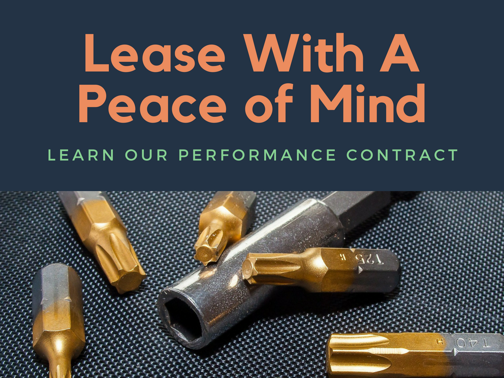 c.a. reding company performance promise