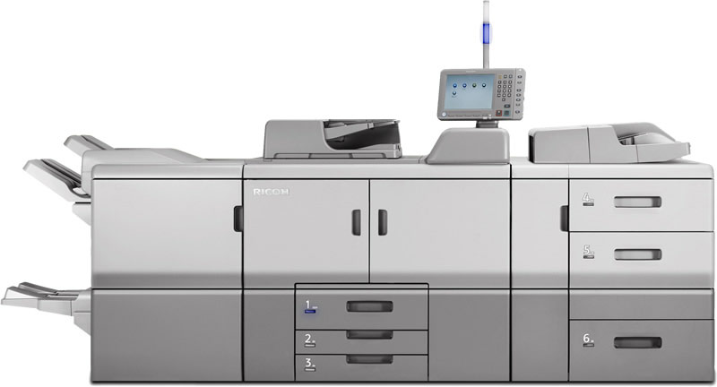fresno, CA production printers for sale