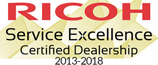ricoh service excellence award