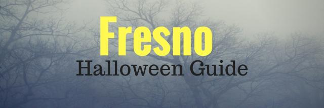 fresno halloween attractions