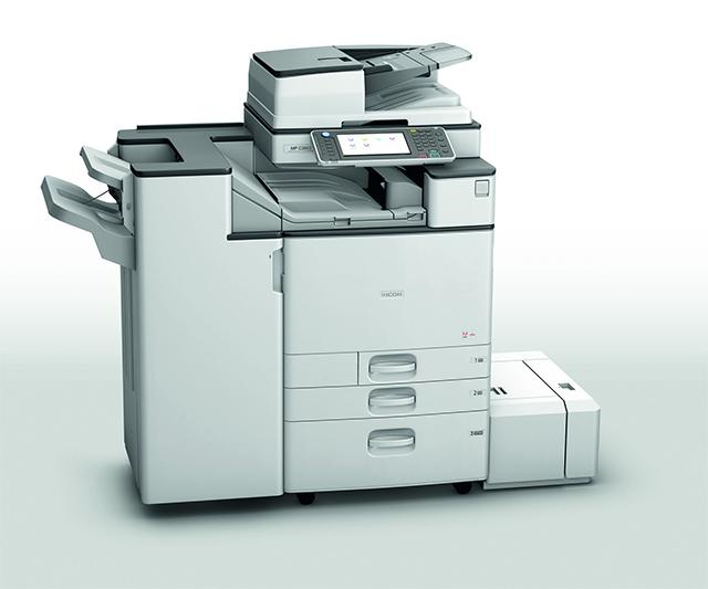 11x17 multifunction mfp ricoh mpc4503