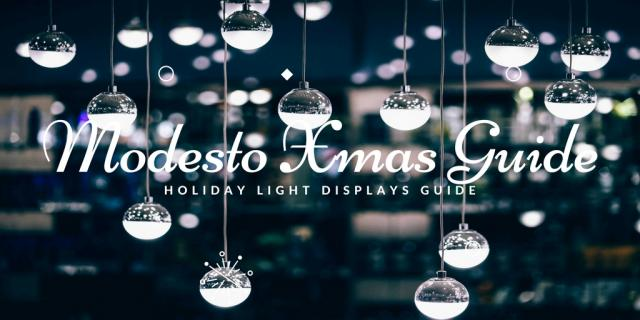 Where to see Christmas lights in Modesto   C.A. Reding Company