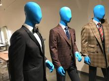 mens suits in fresno by R Douglas